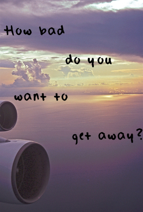 Get Away Uploaded By Daisy On We Heart It