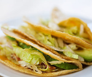 cheese, food, and taco image
