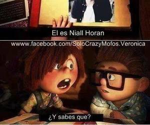 1d, niall horan, and directioner image