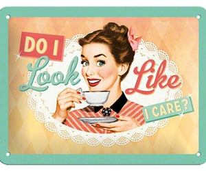 retro, vintage, and care image