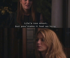 best friends, blair, and blair and serena image