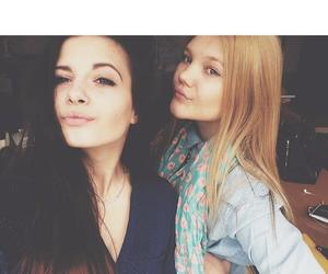 beauty, best friends, and bff image