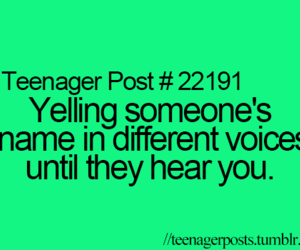 teenager post, true, and voice image