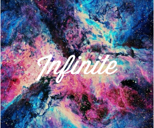 galaxy and infinite image