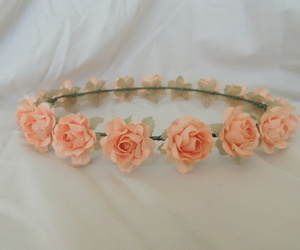 flowers, style, and pink image