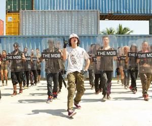dance, step up, and step up revolution image