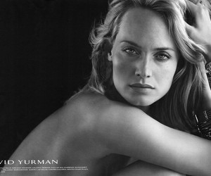 Amber Valletta, beautiful, and blonde image