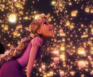 rapunzel, tangled, and sparkle in so cal contest image