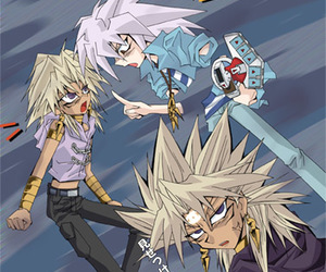 chibi, bakura, and cute image