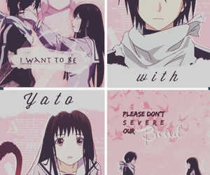 bond, hiyori, and yato image