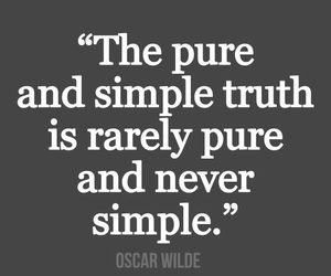 truth, quote, and simple image
