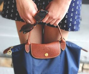 accesories, Longchamp, and outfit image