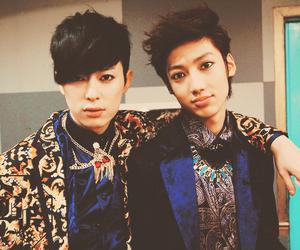 boyfriend, kwangmin, and donghyun image