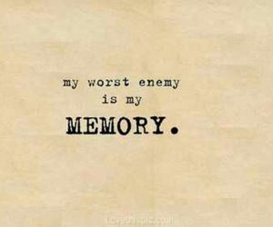 enemy, truth, and memory image