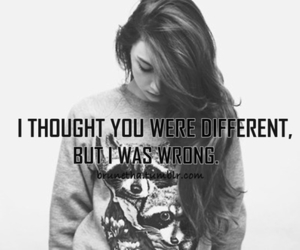 different, love quotes, and quotes image