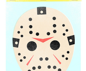 art, design, and friday the 13th image