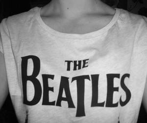 the beatles and t-shirt image