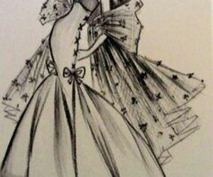 draw, Valentino, and high fashion image