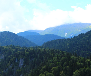 freedom, mountains, and nature image