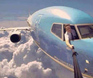 airplane, awesome, and funny image