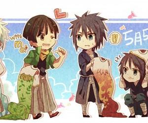 uchiha and senju image