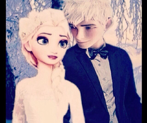 frozen, rotg, and jack frost image