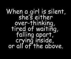 girl, quotes, and crying image