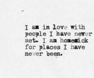 love, quote, and grunge image