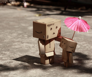 danbo, parents, and cute image