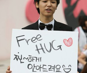 free hug, cn blue, and cnblue image