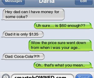 coca-cola, coke, and dollars image