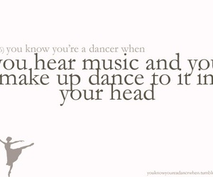 dance and music image