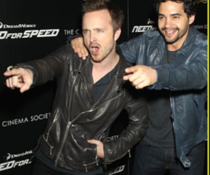 aaron, bash, and need for speed image