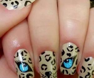 nails, nail art, and cool image