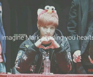 heart, imagine, and mark image