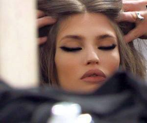 model, beauty, and Bianca Balti image