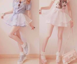fashion, cute, and pastel image