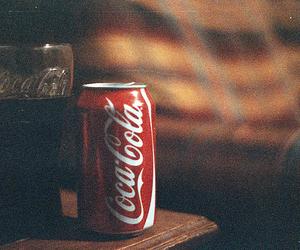 coca cola, vintage, and coke image