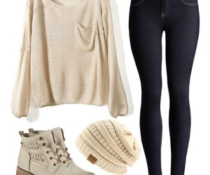 clothes, outfit, and Polyvore image