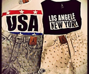 usa, outfit, and clothes image