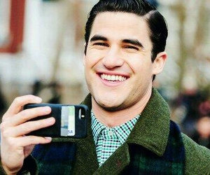 glee, darrencriss, and sexy image