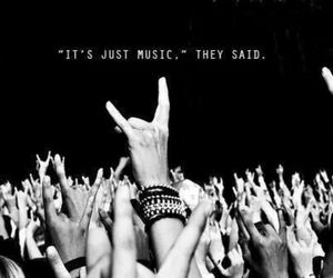 music, rock, and concert image