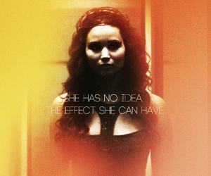 edit, hunger games, and katniss everdeen image
