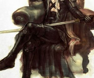 final fantasy and Sephiroth image