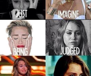 miley cyrus, miley, and judge image
