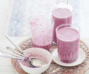 smoothie and delicious image