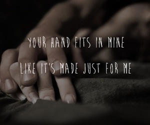 amor, love, and hands image