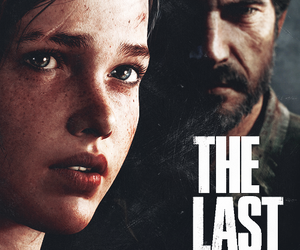ellie and the last of us image