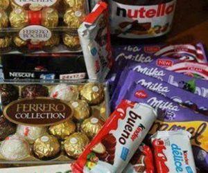 nutella, chocolate, and milka image