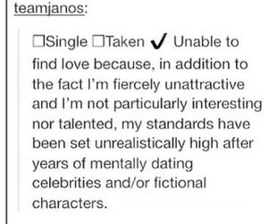 obsession, fandom, and fangirl image